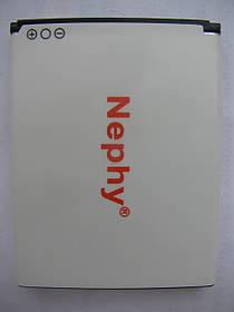 Акумулятор Nephy для Lenovo A390T (ємність 1500mAh)