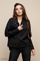 Женская блузка Ядвига черный