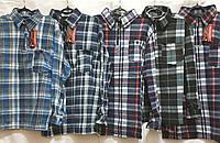 Мужская рубашка байка молния, фото 1