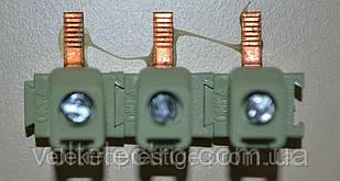 Силовые медные соединители (2,5 - 10 мм2)
