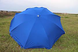 Зонт пляжный Ø 2,2 метра. Анти UF (УФ)