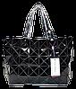 Модная женская сумочка черного цвета IJI-000009