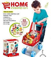 Тележка-Супермаркет 22 предмета