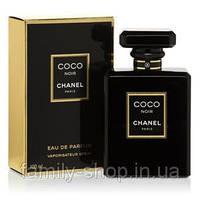 Парфюмированная вода Chanel Coco Noir 100 ml. Женская Tester РЕПЛИКА, фото 1