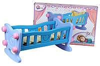 Кроватка для куклы 4197 Технок