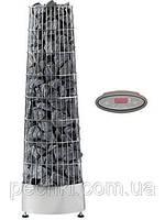 Каменка электрическая для сауны Harvia Kivi с выносным пультом PI 90, фото 1