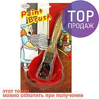 Прикол Кисточка с краской / прикольные подарки
