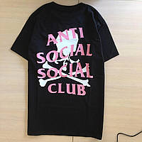 Mastermind X ASSC - Fuck everyone ... | футболка черная