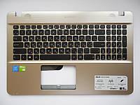 Верхняя часть с клавиатурой ASUS X541S X541 I3NB0CGXP03 КАК НОВАЯ