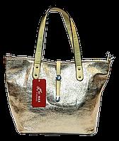 Модная женская сумочка золотистого цвета TRD-084355, фото 1