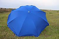 Зонт пляжный 2,2 метра с UF напылением.