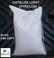 Сatalox Light (аналог Pyrolox)  Пиролюзит. Фильтрующая загрузка для удаления железа, марганца, сероводорода.