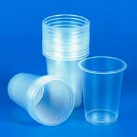 Стакан пластиковый одноразовый 180мл-100шт/уп