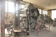 Линия для производства шлакоблоков Донгормаш