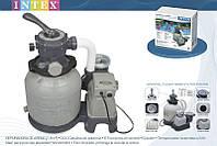 Песочный фильтр-насос 28646/56674 Intex 6 м3/ч