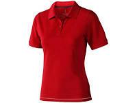 """Рубашка поло """"Calgary"""" женская, красный"""