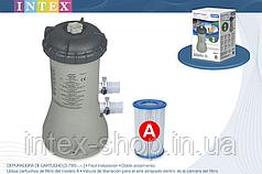 Фильтр-насос 220V, 3700 л/ч, арт. 28638/56638