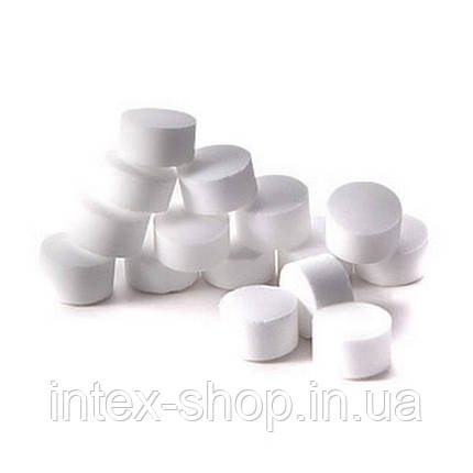 Соль таблетированная для очистки воды (25кг) киев, фото 2