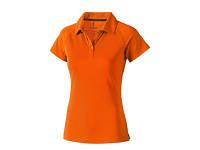 """Рубашка поло """"Ottawa"""" женская, оранжевый"""