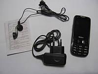 Мобильный телефон Nokia 6303 2 sim Tv NOAL в металлическом корпусе