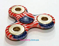 Спиннер для рук игрушка Антистресс Hand spinner керамический M13