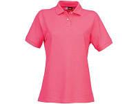 """Рубашка поло """"Boston"""" женская, розовый"""