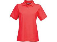 """Рубашка поло """"Boston"""" женская, красный"""
