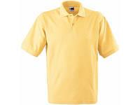 """Рубашка поло """"Boston"""" детская, светло-желтый"""