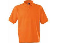"""Рубашка поло """"Boston"""" детская, оранжевый"""