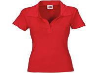 """Рубашка поло """"Hawaii"""" женская, красный"""