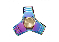 Спиннер 2.2 металлический фиджет спинер крутилка для рук