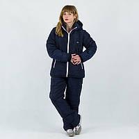 Зимние женские горнолыжные костюмы больших размеров однотонные