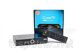 Комбинированный приёмник Romsat Combo TV (DVB-T2 + SAT +Youtube)