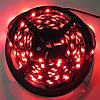 Лента светодиодная красная LED 3528 Red 60RW - 5 метров в силиконе!Акция