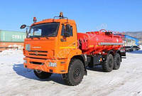 Автотопливозаправщик АТЗ-10