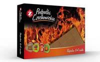Разжигатели огня Czechowice в картонной упаковке (64 шт)