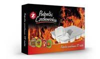 Разжигатели огня Czechowice парафиновые в картонной упаковке блистер (12 шт)