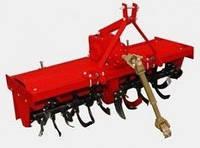 Почвофреза 100  и дополнительный редуктор с навесным механизмом в сборе  (22 ножа, 100см)