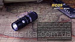 Фонарь Fenix Cree XM-L2 U2 LED RC09, фото 2