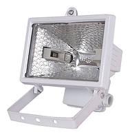 Прожектор.  e.halogen.150.white 150Вт белый прожектор