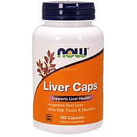 Для печени LIVER CAPS 100 капсул