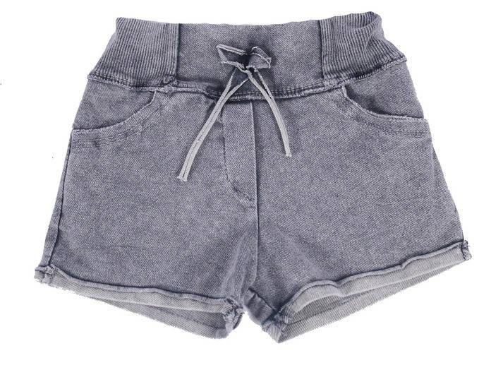 Стильные шорты для девочек Италия размер 4-14