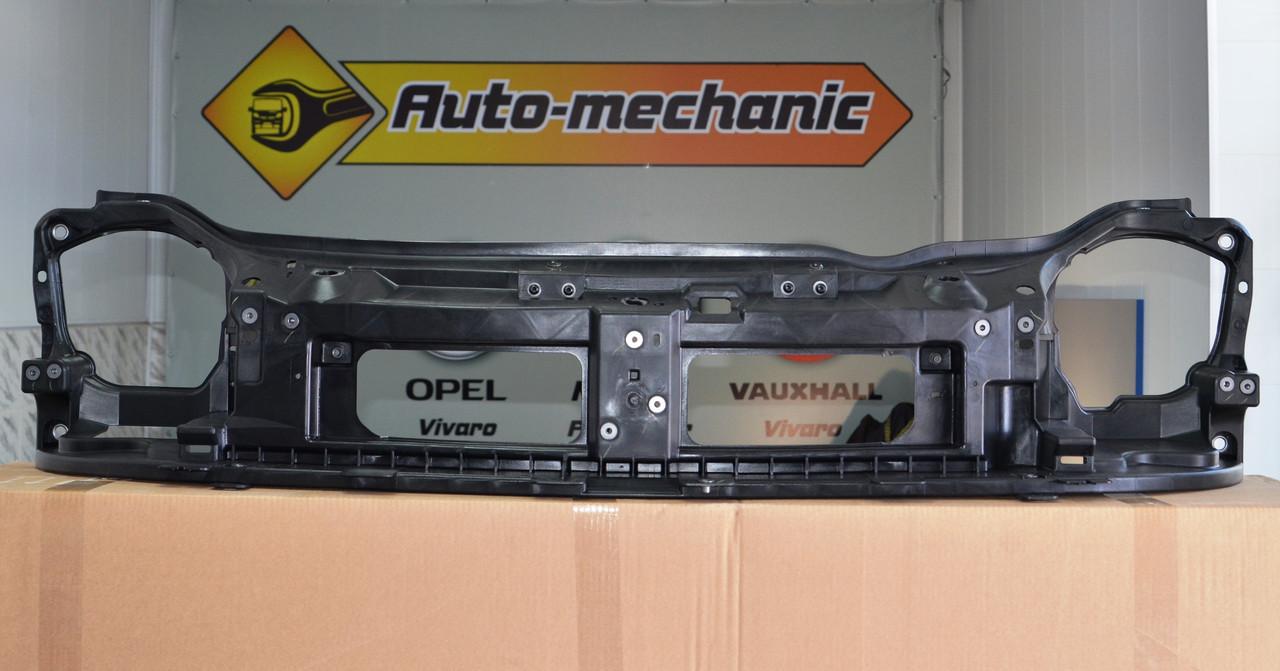 Передняя панель под установку фар  на Renault Trafic  2001->2006  — RENAULT (Оригинал) - 8200521859