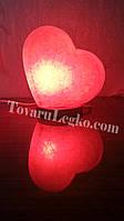 Соляная лампа Сердце (3,5 кг)