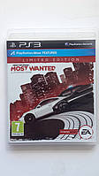 Видео игра Need for Seed Most Wanted NFS (PS3) pyc.