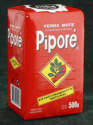 Чай Мате Pipore  Yerba Mate    500 гр