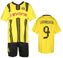 Футбольная форма Боруссия Дортмунд для детей KC11