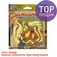 """Конструктор 3D """"Динозавр"""", 6 видов / головоломка"""