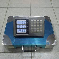 Товарні ваги Олімп Р1+S_200 кг (320х420мм)