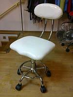 Кресло мастера — белое